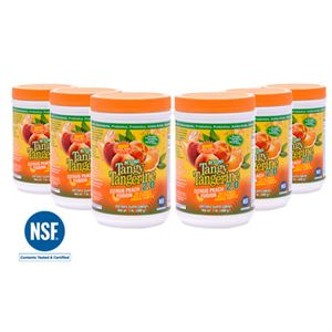 Youngevity BTT 2.0 Citrus Peach Fusion 480 g canister 6 Pack